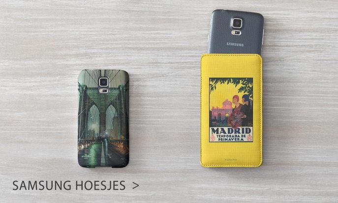 De mooiste Samsung hoesjes
