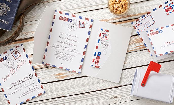 Huwelijksuitnodigingen en kaarten van Zazzle