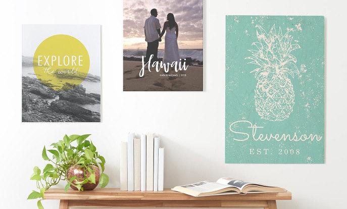 Canvas en Posters