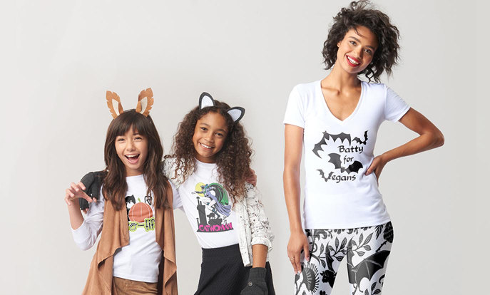 20% korting op T-shirts en kleding - WEES ER SNEL BIJ