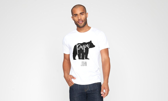 Personalised T-Shirts from Zazzle