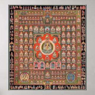 boeddhistische afdrukken posters en kunstwerken online bestellen. Black Bedroom Furniture Sets. Home Design Ideas