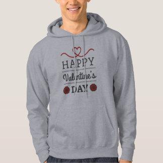 Sweat A Capuche Man Wit Heilig Valentin Hoodie