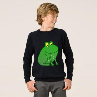 Sweater van de Kikker van de Kinder Cartoon van