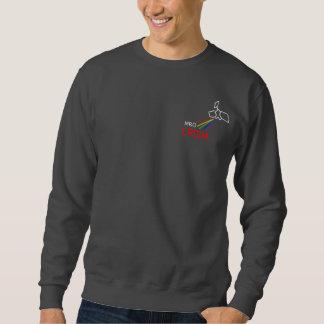 Sweatshirt CRISM - donkere kleur