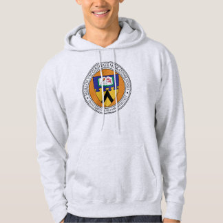 Sweatshirt Met een kap van de Verbinding van