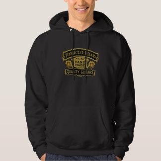 Sweatshirt TRG Met een kap met het Volledige Logo