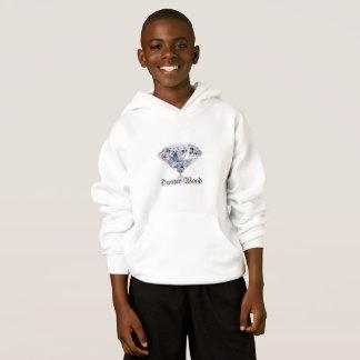 Sweatshirt van de Diamant van de jager het Houten