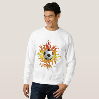 Sweatshirt van het Mannen van de Zon van het