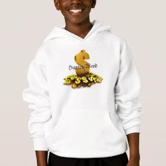 Sweatshirt van het Teken van het Geld van de jager
