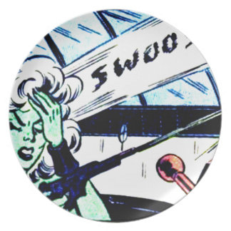 Swoosh Melamine+bord