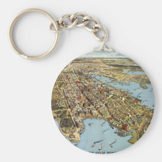 Sydney 1888 sleutelhanger