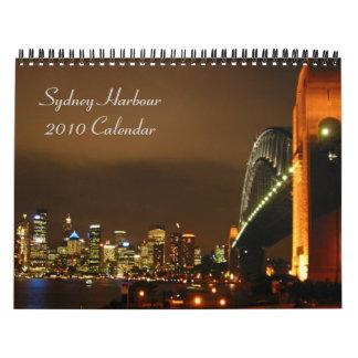 Sydney 2010 kalender