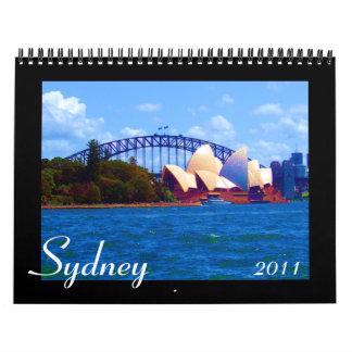 Sydney 2011 18 maandkalender kalender