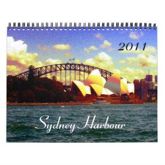 Sydney 2011 kalender