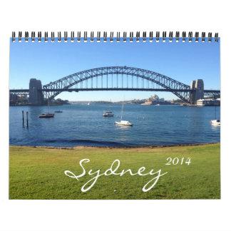 Sydney 2014 kalender