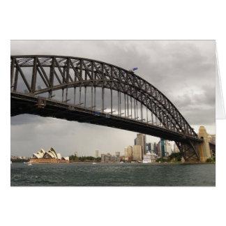 Sydney, Australië Kaart