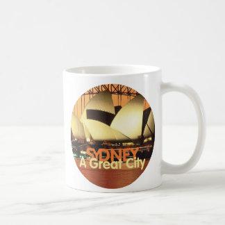 SYDNEY Australië Koffiemok