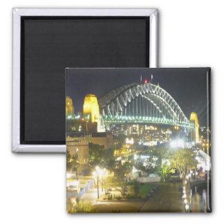 Sydney brugnacht magneet
