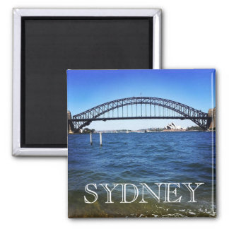 Sydney coathanger magneet
