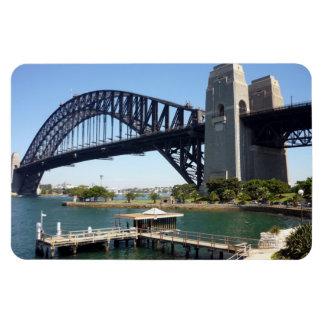 Sydney de pier van de havenbrug magneet