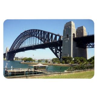 Sydney groene havenbrug magneet
