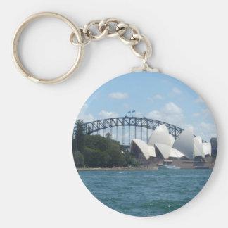 Sydney haven sleutelhanger