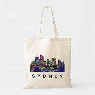 Sydney in graffiti draagtas