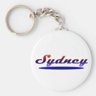 Sydney Sleutelhanger