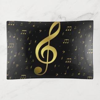 symbool, muziek, grafische nota, muzikaal, sierschaaltjes