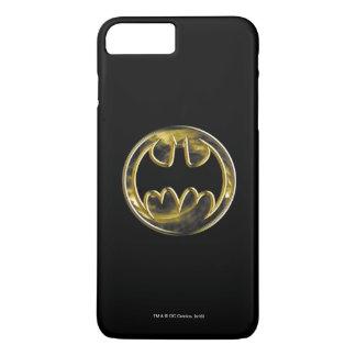 Symbool | van Batman Gouden Logo iPhone 8/7 Plus Hoesje