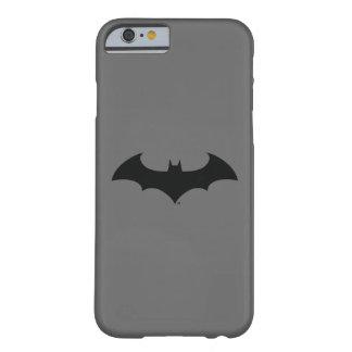 Symbool | van Batman het Eenvoudige Logo van het Barely There iPhone 6 Hoesje