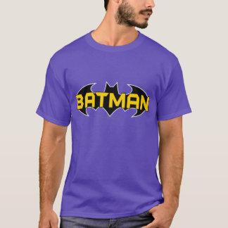 Symbool | van Batman het Gele & Zwarte Logo van de T Shirt