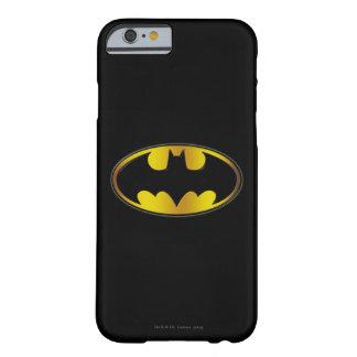 Symbool | van Batman het Ovale Logo van de Barely There iPhone 6 Hoesje