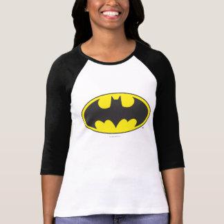 Symbool | van Batman het Ovale Logo van de Knuppel T Shirt