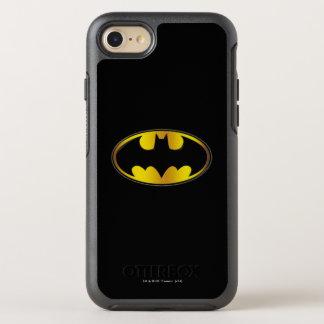 Symbool | van Batman het Ovale Logo van de OtterBox Symmetry iPhone 8/7 Hoesje