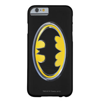 Symbool | van Batman Klassiek Logo Barely There iPhone 6 Hoesje