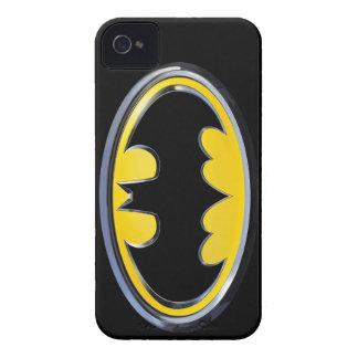 Symbool | van Batman Klassiek Logo iPhone 4 Hoesje