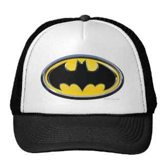 Symbool | van Batman Klassiek Logo Mesh Pet