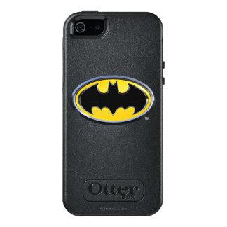 Symbool | van Batman Klassiek Logo OtterBox iPhone 5/5s/SE Hoesje