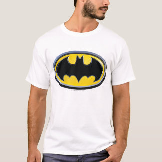 Symbool | van Batman Klassiek Logo T Shirt