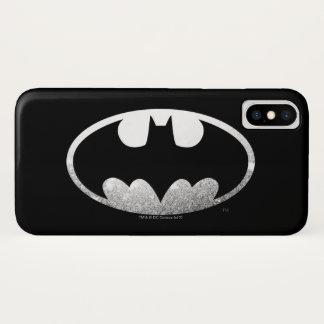 Symbool | van Batman Korrelig Logo iPhone X Hoesje
