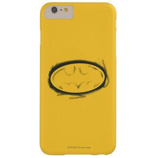 Symbool | van Batman Nevel Langzaam verdwenen Logo Barely There iPhone 6 Plus Hoesje