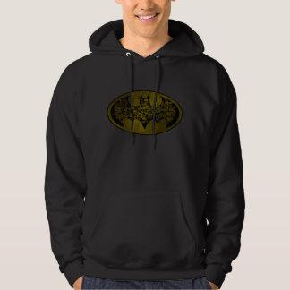 Symbool | van Batman Schedels in het Logo van de Hoodie