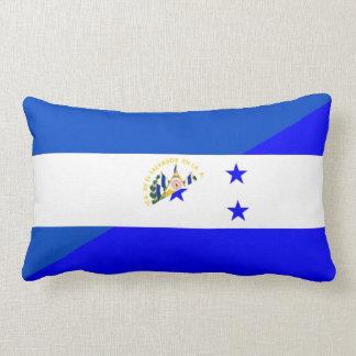 symbool van het de vlagland van El Salvador Lumbar Kussen