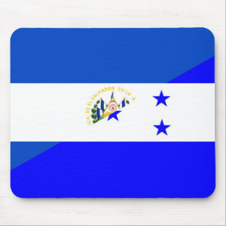symbool van het de vlagland van El Salvador Muismat