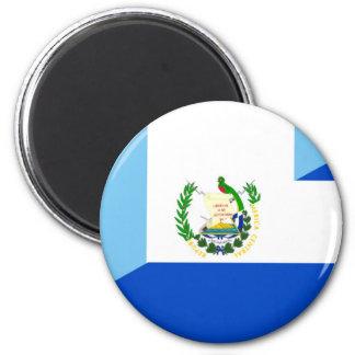 symbool van het de vlagland van Guatemala El Magneet