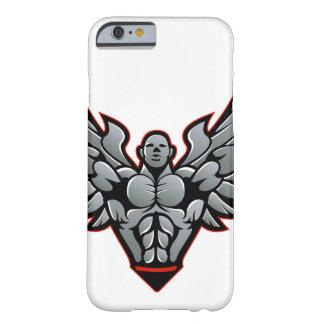 Symbool voor gymnastiek en geschiktheid barely there iPhone 6 hoesje