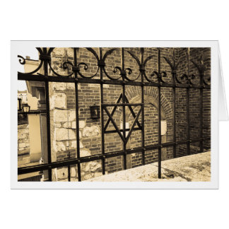 Synagoge in Kazimierz Briefkaarten 0