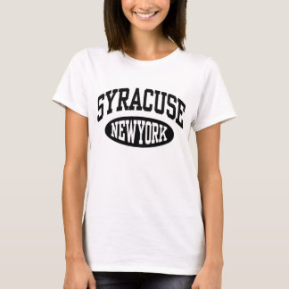 Syracuse New York T Shirt